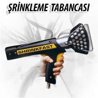 Shrinkfast 998 Şrinkleme Tabancası