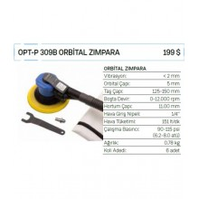 OSAKA OPT-P 309B ORBİTAL ZIMPARA