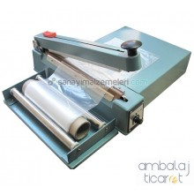 PFS-300BC Medikal Tip Kesmeli Poşet Yapıştırma Makinası