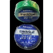 Nitto Elektrik Bantı İzole Bant 201E 18 mm x 10 mt.